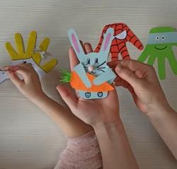 Photo of Іграшки з пальчиків –вироби для дітей