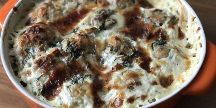 Photo of Тефтелі в вершковому соусі – як готувати курячі, з грудки, з рисом, часником або грибами