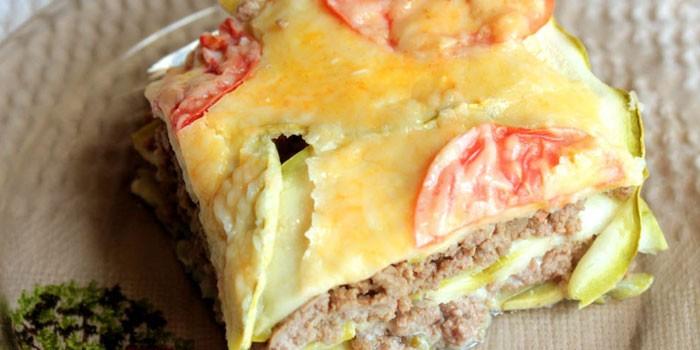 Photo of Запіканка з фаршу – приготування ситного основного страви з сиром, овочами, рисом, грибами в духовці