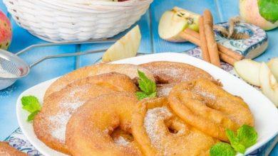Photo of Яблучні пампушки, з апетитом приготовані Ольгою Матвій