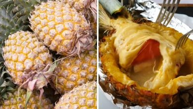 Photo of М'ясо по-французьки в ананасі, щоб Білий Бик почервонів від задоволення
